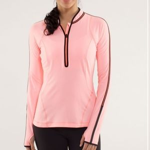 Lululemon Run: Rise And Shine Pullover
